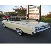 1962 Chevy Impala Convertible SS 1/25 Fs
