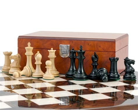 luxury chess set black sovereign luxury chess set rcpb256 163 437 04 the