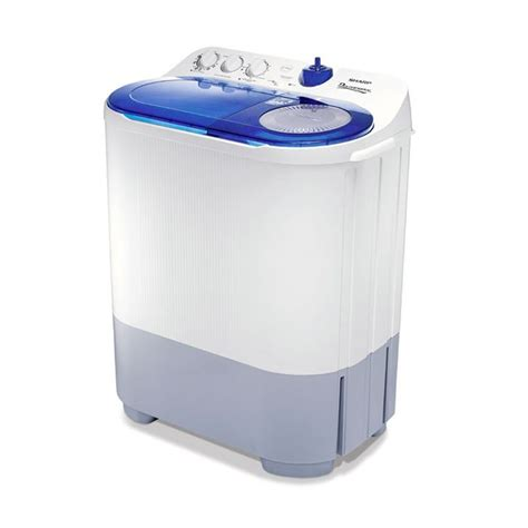 Mesin Cuci Sharp Purematic jual sharp 2 tabung es t77da mesin cuci 7 kg