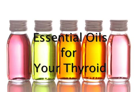 underactive thyroid mood swings best essential oils for an underactive thyroid