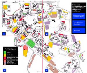 Ferris State Campus Map by Homepage Of Marc Fannin Aka Maps