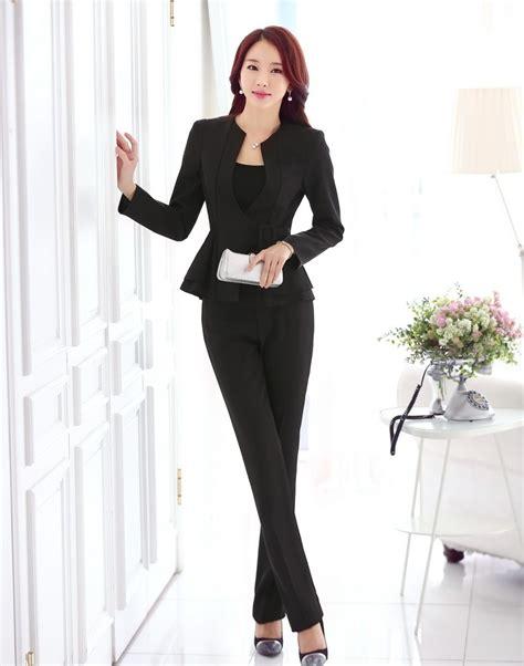 Blazer Kantor Kerja Resmi Formal formal pant suits for work wear suits