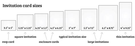 What Is The Standard Wedding Invitation Size Parties Pinterest Wedding Invitation Size Wedding Card Template Size
