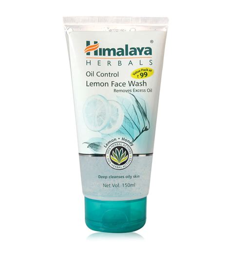 Pembersih Muka Himalaya Herbal himalaya lemon wash review himalaya lemon wash