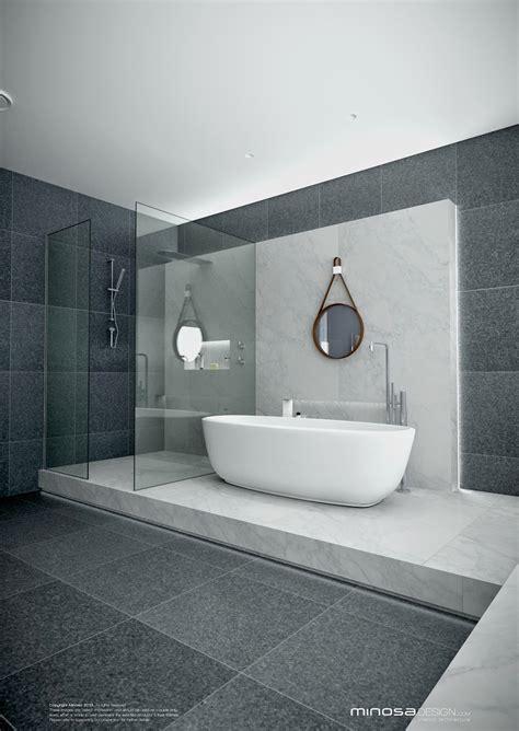 grey ensuite bathroom minosa a real showstopper modern bathroom