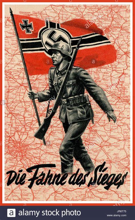 Hakenkreuz Aufkleber Kaufen by Vintage Deutschland Ww2 Die Fahne Des Sieges Ns