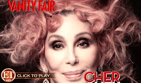 Cher Vanity Fair by Cher Vanity Fair Sneak Peak Cherworld