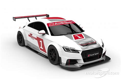 audi tt racing audi to launch racing series for the new tt