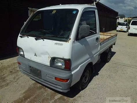 mitsubishi mini truck bed size find mitsubishi minitruck mighty mits u42t dump lift