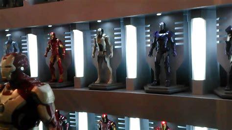 iron man hall armor display toys times
