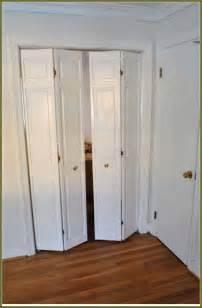Folding Closet Doors Hardware Closet Door Hardware Bifold Home Design Ideas