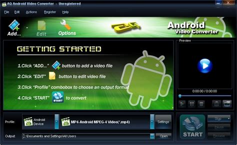 audio converter for android aq android converter 1 7 free