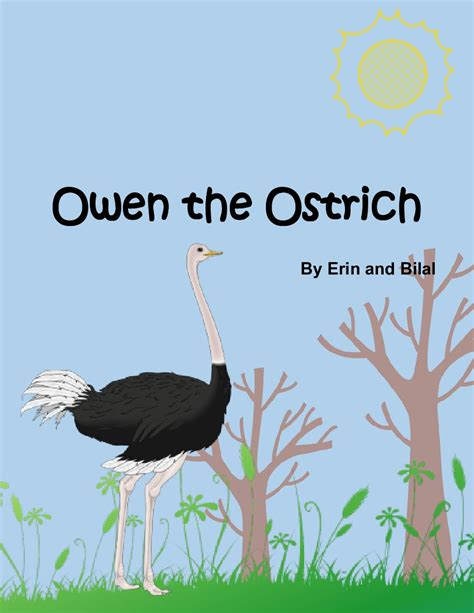 ostrich mentality a novel books owen the ostrich book 390237 bookemon