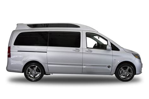 Interior Dimensions Ford Explorer Mercedes Benz Metris Conversion Van Chassis Options