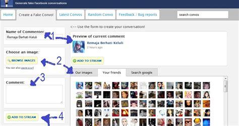 buat akun facebook hantu bila budak banyak bebel buat bising facebook tutorial 5