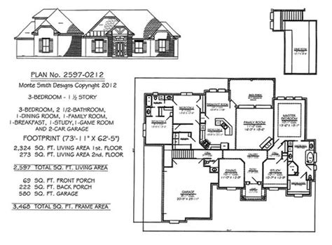 4 bedroom 3 bath house plans house floor plans bedroom bath story and home plans homepw square bedroom