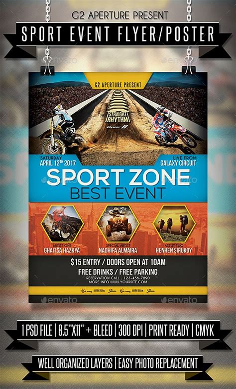 sports event flyer template sport event flyer poster event flyers event flyer