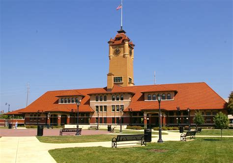 Free Search In Illinois File Springfield Il Union Station 3827212437 Jpg Wikimedia Commons