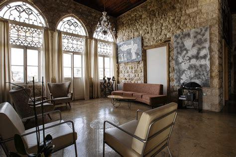 nadim karam s home restoration in daroun harissa lebanon
