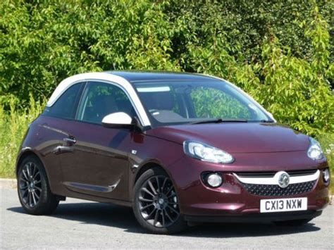 vauxhall purple 160 best opel adam images on pinterest opel adam adam