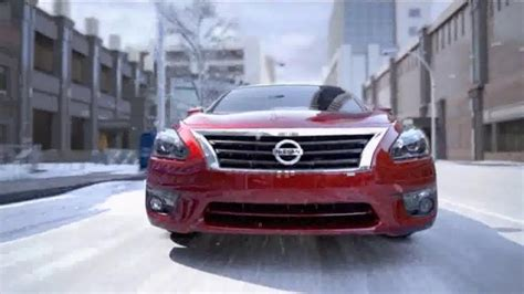 who is the girl in the nissan born to be commercial nissan altima girl 2016 commercial song