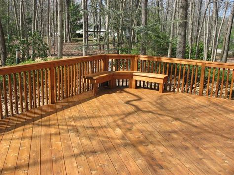 cedar deck sealer woodworking projects plans