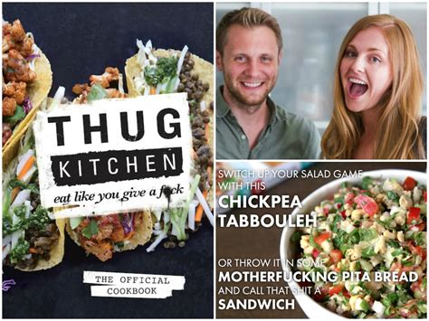 Thig Kitchen the creators of thug kitchen are stirring things up in and