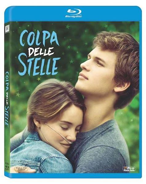 film uscite blu ray colpa delle stelle in dvd blu ray e digital hd dal 15