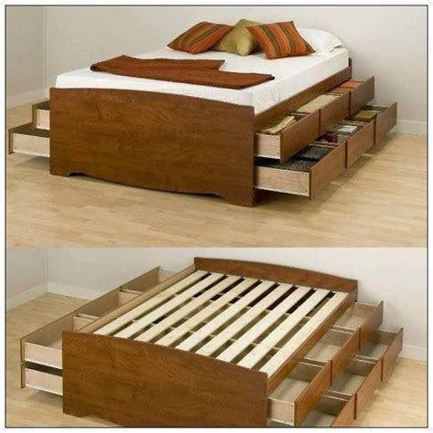 under bed storage frame diy bed frame with storage under bed storage stuff to