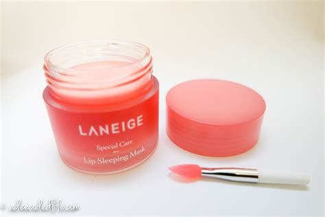 Laneige Lip Mask laneige lip sleeping mask review a deecoded