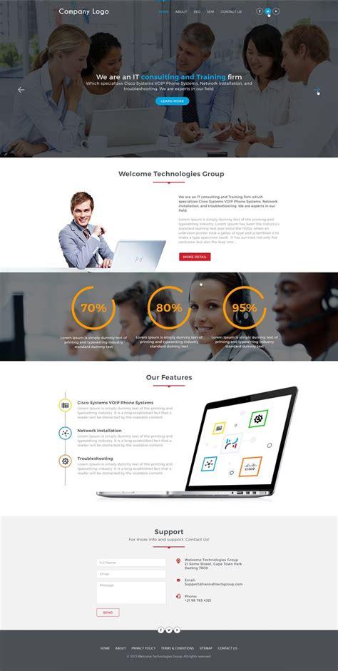 30 Best Web Design Portfolio Images On Pinterest Web Design Portfolios Website Template And Software Developer Portfolio Template