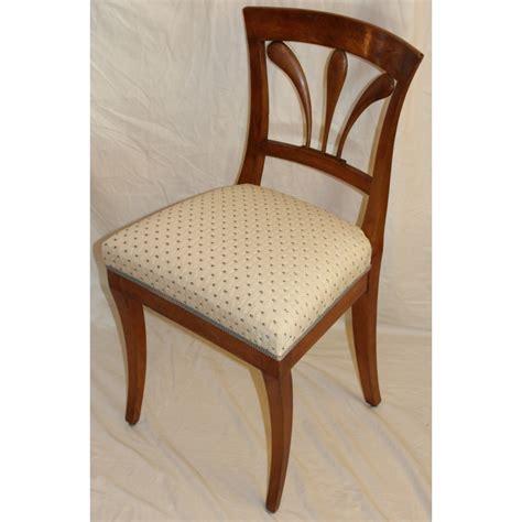 chaise directoire chaise de style directoire 224 palmette sur moinat sa