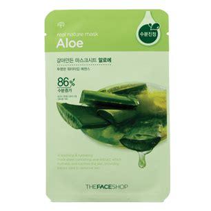 Masker Wajah Aloe Vera Wardah choice sempurnakan kecantikan dengan masker wajah