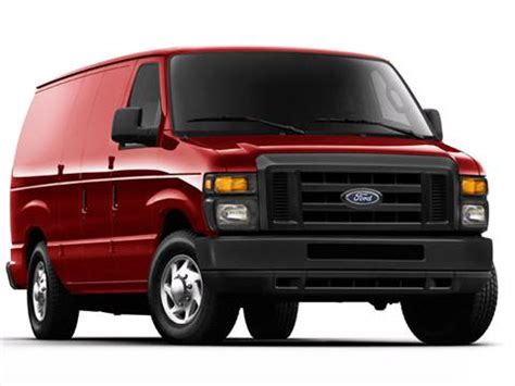 2013 ford e350 super duty cargo pricing ratings reviews kelley blue book