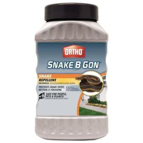 bathtub snake home depot ortho snake b gon 2 lb repellent granules 0489510 the home depot
