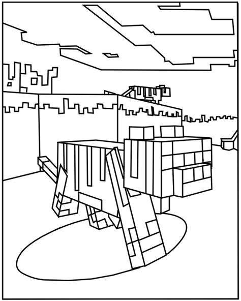 minecraft guy coloring page minecraft coloring pages ocelot free printables and
