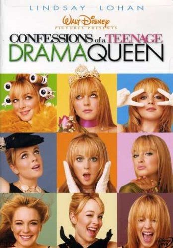 drama queen film cast confessions of a teenage drama queen cast and crew