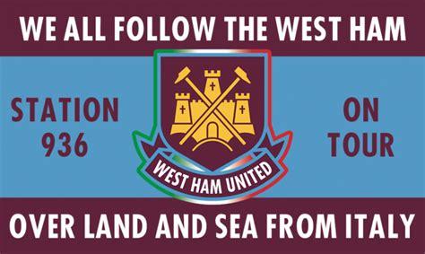 Calendario West Ham Un Anno Di Passione Claret And Blue Made In Italy West