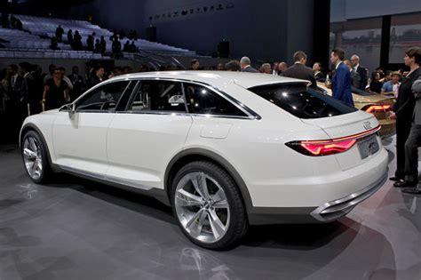 Wann Kommt Neuer Audi A6 Avant by Audi Prologue Allroad So Kommt Der Neue A6 Autobild De