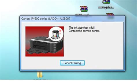 cara reset canon ip1980 ink absorber full penanganan error ink absorber full pada printer canon