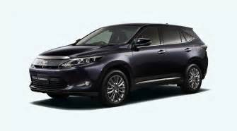 Is Lexus A Toyota Next Lexus Rx Previewed With Jdm Toyota Harrier Autoblog