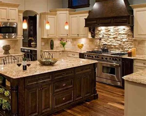 Backsplash Tile Ideas For Small Kitchens by Cocinas Rusticas De Madera Cocinas Muebles Blog De Grupo10