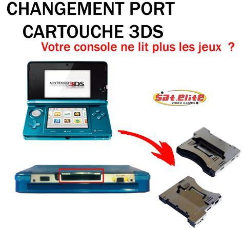 ma xbox 360 ne lit plus les jeux r 233 paration 3ds changement cartouche reparation
