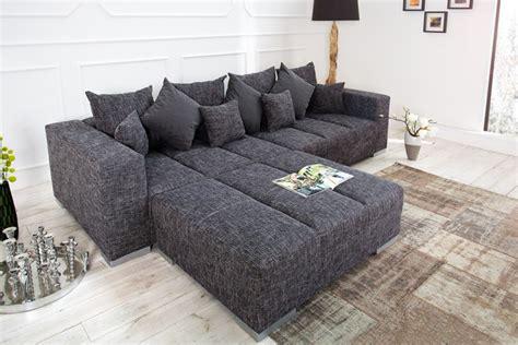 sofa grau günstig big sofa grau bestseller shop f 252 r m 246 bel und einrichtungen