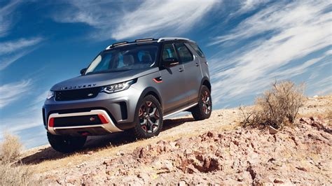 2018 land rover discovery 2018 land rover discovery svx 2 wallpaper hd car wallpapers