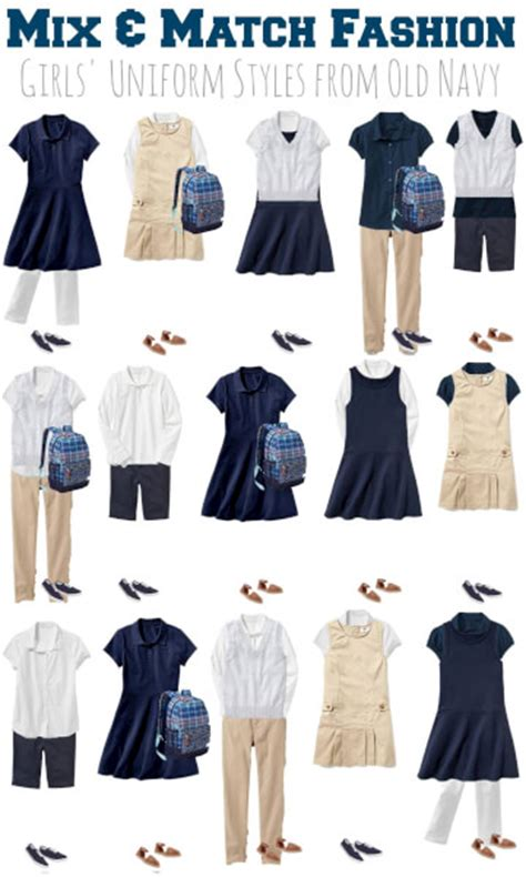 7 Stores To Buy School Clothes From This Year by Navy Sale 6 For Today Only