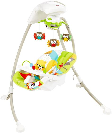 fisher price woodland friends swing view larger