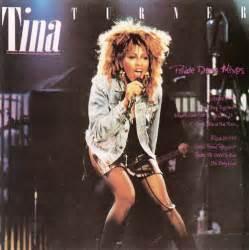 Ticket Stub Album Tina Turner Private Dance Mixes Australia Cd Album Cdlp 5964