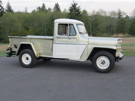 1962 willys jeep 1962 willys jeep pickup181424