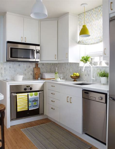 small kitchen designs pinterest 20 small kitchens that prove size doesn t matter